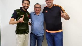 Em Poço Dantas: Tiago de Azulão retorna ao grupo de situação e garante apoio a Itamar Moreira. Veja!