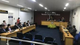 Câmara segue parecer e aprova por unanimidade contas do prefeito Zé Aldemir. Projeto para salvar IPAM também foi  aprovado.