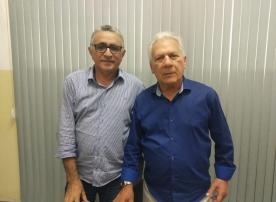 Prefeito José Aldemir confirma apoio a pré-candidatura de Itamar Moreira em Poço Dantas. Veja!