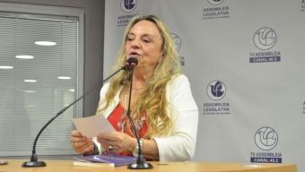 Deputada Dr ª Paula faz alerta na ALPB sobre o alto grau de propagação do coronavírus