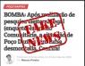 FAKE NEWS! Radialistas desmentem portais e afirmam que enquete da Rádio Poço Dantas FM (104,9), realizada em 23/05/2020, aconteceu de acordo com a Lei 9.504/97