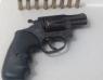 Policiais Militares do 14º BPM apreendem a sexta arma de fogo na cidade de Sousa em menos de 24 horas