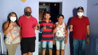 No dia do Agricultor: Pré-candidatura de Itamar Moreira em Poço Dantas cresce e recebe apoio de agricultores do distrito de São João Bosco. Veja!