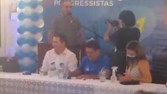 Jocélio Benício pede desculpas a Airton Pires, manda Dr. Benício devolver seu mandato e lança candidatura a vereador em São João. Veja!