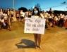 Mulheres protestam contra atitude do candidato Zé Almeida em Poço Dantas. Veja!