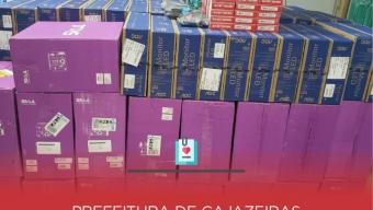 Saúde para todos: Prefeitura de Cajazeiras informatiza unidades de saúde  para agilizar atendimento