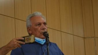 Prefeito Zé Aldemir participa ao lado do senador Diego Tavares de reunião em favor do HU do Sertão