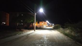 Mais segurança: Prefeitura entrega iluminação pública de acessos ao Residencial Cajazeiras I e II