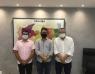 Preito Airton Pires e Luiz Claudino se reunem com secretário estadual de desenvolvimento humano e acerta liberação do PAA. Veja!