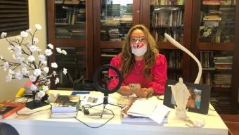 Dra. Paula dá voz ao descontentamento dos Cajazeirenses, pelo fato de a região ficar fora da rota aérea do sertão