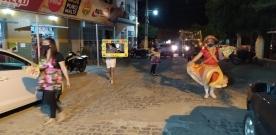 Novos tempos: Se o povo não pode ir até o forró, a prefeitura de Bom Jesus encontrou uma saída, vídeo!