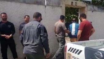 Homem acusado de estuprar neta de 8 anos em São Paulo foi preso em Pocinho, Paraíba