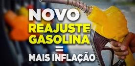 Inflação sem freio: Gasolina e gás de cozinha, terão novo aumento