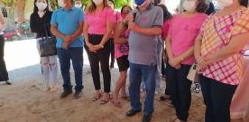 Cajazeiras – eventos da Prefeitura marcam campanha do Outubro Rosa