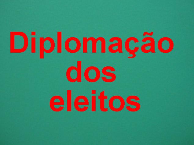 Resultado de imagem para diplomação de prefeitos